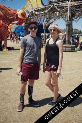 kendall hyde in Coachella Festival 2015 Weekend 2 Day 3