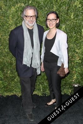 clifford ross in Chanel's Tribeca Film Festival Artists Dinner