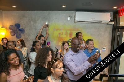 clint grimes in Serafina Harlem Opening