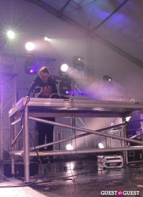 clockwork in SnowGlobe Music Festival Day One