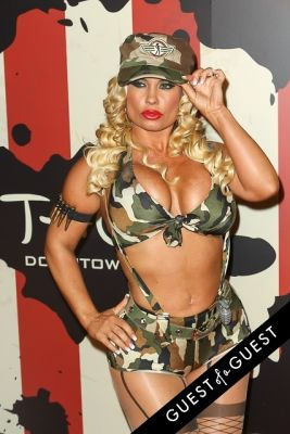 coco austin in Heidi Klum's 15th Annual Halloween Party