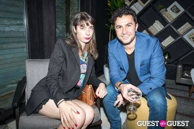 elie kahwagi in Oliver Theyskens Theory After Party
