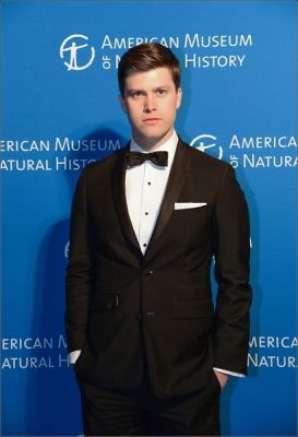 colin jost in American Museum of Natural History Gala 2014