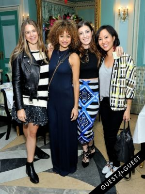 colleen crivello in Monica + Andy Baby Brand Celebrates Launch of
