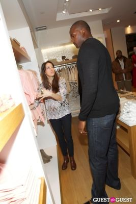 colleen schmid in Calypso St Barth Holiday Shopping Event With Mathias Kiwanuka