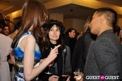prabal gurung in Saks Fifth Avenue and Whitney Museum of American Art Host Cocktails for Emerging Designers