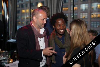 ishmael beah in Narrative 4 Spring Cocktail Benefit