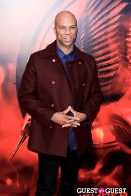 common in The Hunger Games: Catching Fire