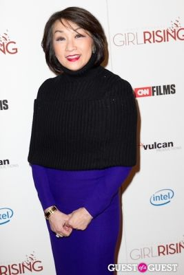 connie chung in Girl Rising Premiere