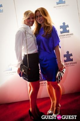 constance feiner in Autism Speaks - A Blue Affair