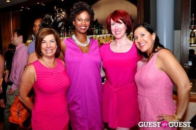 constance christakos in Newsbabes Bash For Breast Cancer