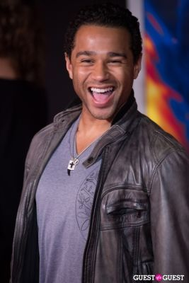 corbin bleu in U.S. Premiere Of Dreamworks Pictures