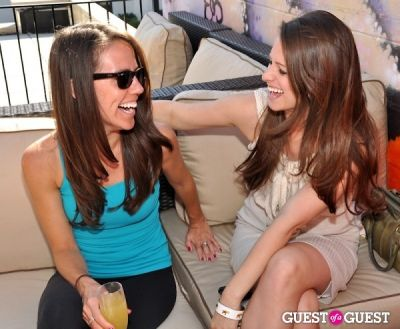 allison prescott in Brunettes Who Brunch with Cori Sue Morris