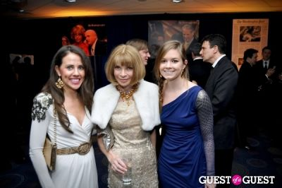 anna wintour in Washington Post WHCD Reception 2013