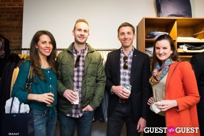 jamin hollingsworth in GANT Spring/Summer 2013 Collection Viewing Party