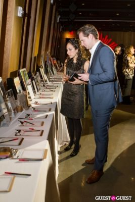 yael baker in ArtWorks 2012 Art Auction Benefit