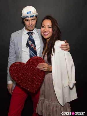 cory hathaway in SPiN Standard Presents Valentine's '80s Prom at The Standard, Downtown