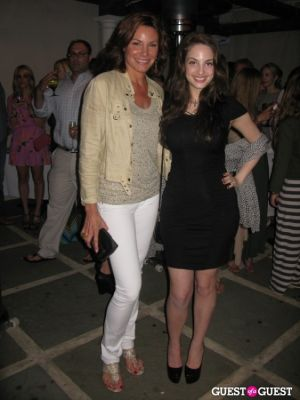countess luann in Hamptons Magazine's Christie Brinkley Issue Release Celebration