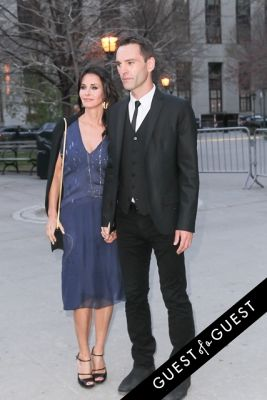courteney cox in Vanity Fair's 2014 Tribeca Film Festival Party Arrivals