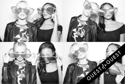courtney brunson in IT'S OFFICIALLY SUMMER WITH OFF! AND GUEST OF A GUEST PHOTOBOOTH