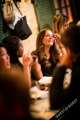 courtney fox in Guest of a Guest's Yumi Matsuo Hosts Her Birthday Dinner At Margaux At The Marlton Hotel