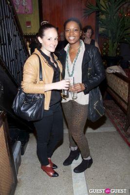 courtney fox in 2012 NYC Innovators Guest List Party Sponsored by Heineken