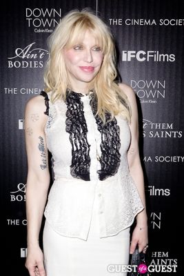 courtney love in Ain't Them Bodies Saints