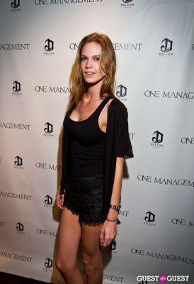 courtney oconnor in One Management 10 Year Anniversary Party