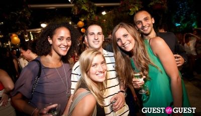 p.j. loussedes in Guest of a Guest Global Launch Party