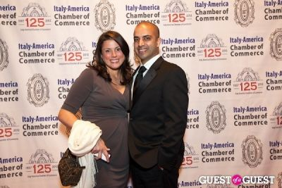courtney singh in Italy America CC 125th Anniversary Gala