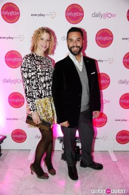 courtney thom in Daily Glow presents Beauty Night Out: Celebrating the Beauty Innovators of 2012
