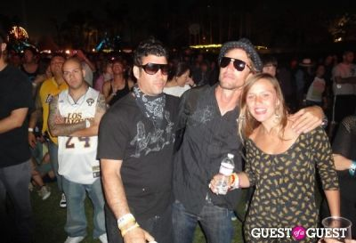 craig maldanodo in Jay Z At Coachella 2010