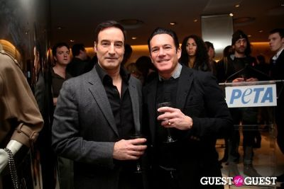 craig van-den-brulle in PETA Fashion Week Bash