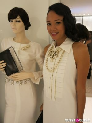 criselda breene in Chanel Bal Harbour Boutique Re-Opening Party And Dinner