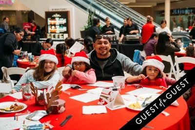 cristian trejo in The Shops at Montebello Kidgits Breakfast with Santa