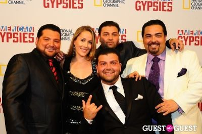 cristina cote in National Geographic- American Gypsies World Premiere Screening