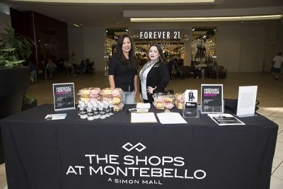 cristina jurado in The Shops at Montebello Hispanic Heritage Month Event