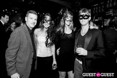 cristina marie-hosmer in Black And White Masquerade