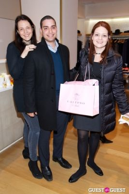 cristina ruggieri in Calypso St Barth Holiday Shopping Event With Mathias Kiwanuka