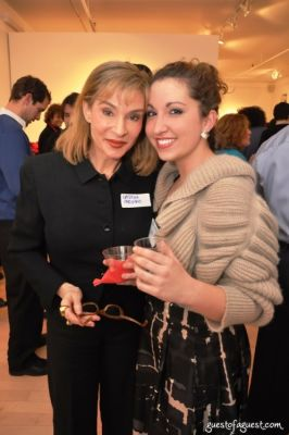 cristina vergano in A Holiday Soirée for Yale Creatives & Innovators