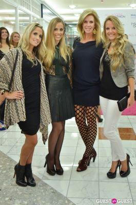 michelle schoenfeld in ALL ACCESS: FASHION Intermix Fashion Show