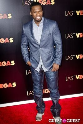 curtis -50-cent--jackson in Last Vegas Premiere New York