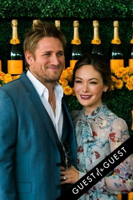 curtis stone in The Sixth Annual Veuve Clicquot Polo Classic Red Carpet