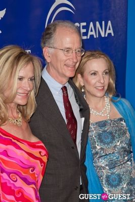 susan rockefeller in Oceana's Inaugural Ball at Christie's