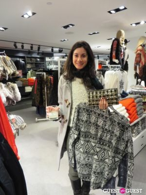 cynthia goldman in H&M x Isabel Marant Launch Party