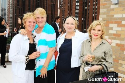 cynthia grauerand in Greystone Development 180th East 93rd Street Host The Party For The American Cancer Society