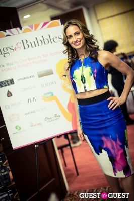 cynthia irons in NYJL's 6th Annual Bags and Bubbles