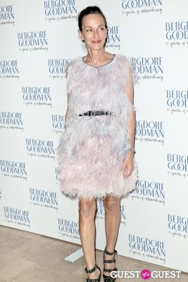cynthia rowley in Bergdorf Goodman celebrates it's 111th Anniversary at the Plaza