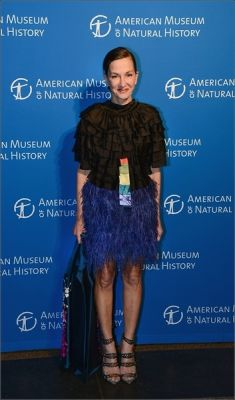 cynthia rowley in American Museum of Natural History Gala 2014