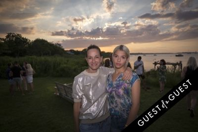 cynthia rowley in GUEST OF A GUEST x DOLCE & GABBANA Light Blue Mediterranean Escape In Montauk